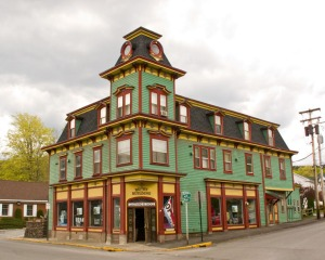Historic building, Margaretville