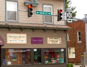 Main Street, Margaretville