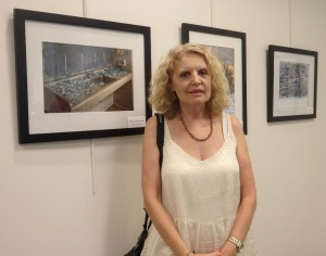 Camille LaPlaca-Post and some of her images
